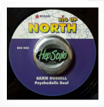 SAXIE RUSELL/KELLY GARRETT 45 RE-PSYCHEDELIC SOUL-GREAT 60s NORTHERN SOUL 2 SIDE